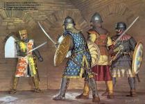 El colapso y resurgimiento bizantino, 1204-1300 d.C.