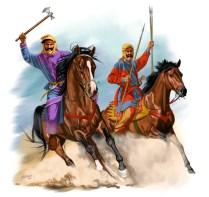 Persian Cavalry 4th Cen BC