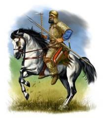 Scythian Heavy Cavalryman