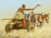 Sumerian Chariot 2500 BC