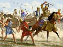 The Battle of Cunaxa, 401 BC