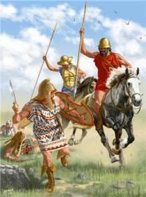 Theban Cavalry vs Thracian Swordsmen