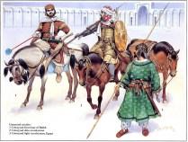warriors of the Umayyad Caliphate