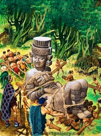 Mayans - The First American Indians