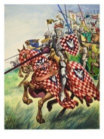 peter-jackson-knights-charging-into-battle_i-G-53-5399-GRPJG00Z