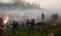 Battle at Dover Castle