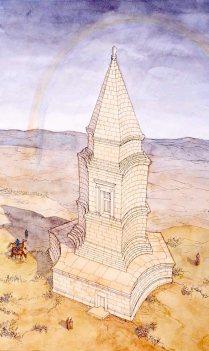 afrique-algerie-beni-rhenane-mausolee
