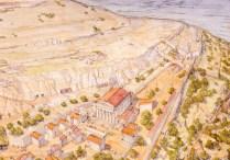 afrique-lybie-cyrene-sanctuaire-Apollon