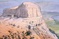 egypte-achoris-temple-tehneh-el-Gebel