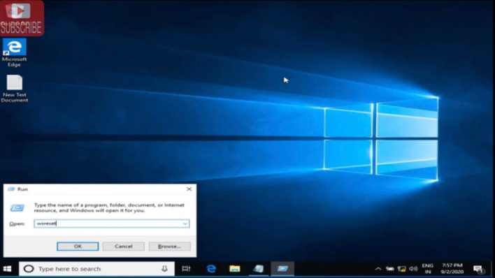This app can't open error in windows 10