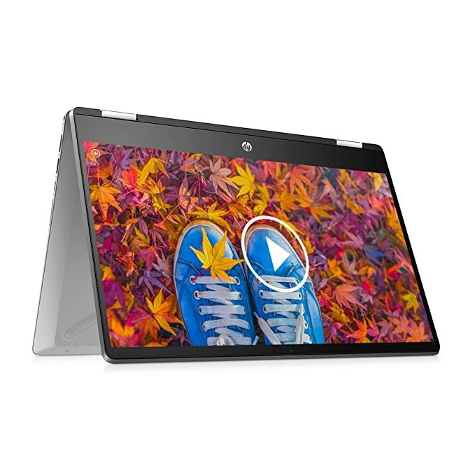 HP full HD touch screen laptop under 80000