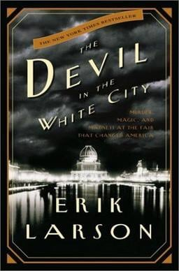 30 books to read during quarantine - the devil in the white city