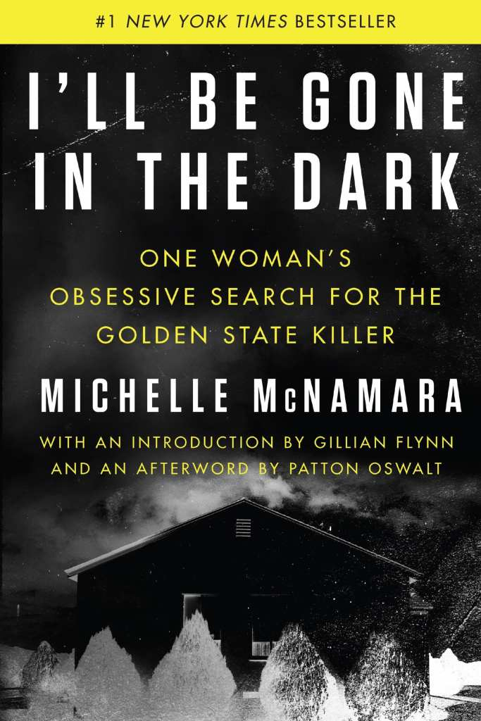 30 books to read during quarantine - I'll be gone in the dark