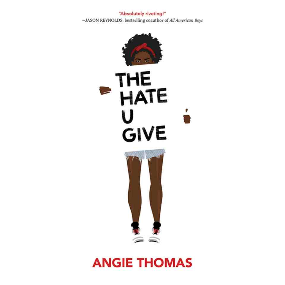 30 books to read during quarantine  - the hate u give