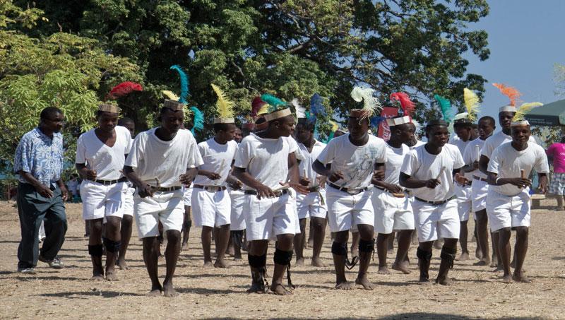 Ndali tribe dances