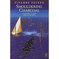 smouldering charcoal by Tiyambe Zelelza