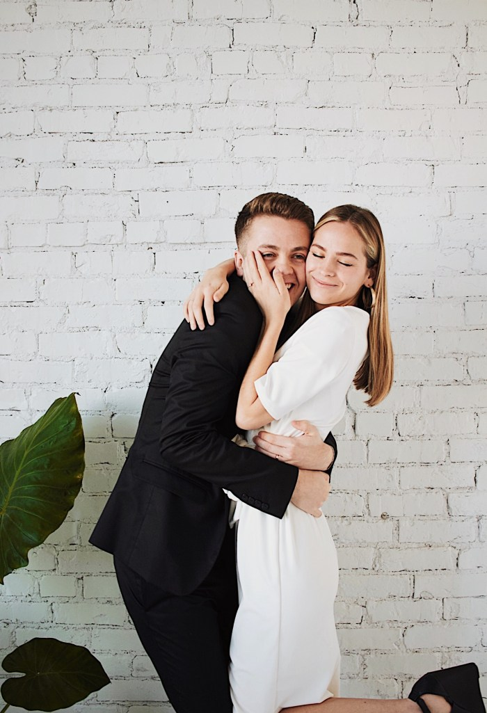 Camilla and Husband Photo