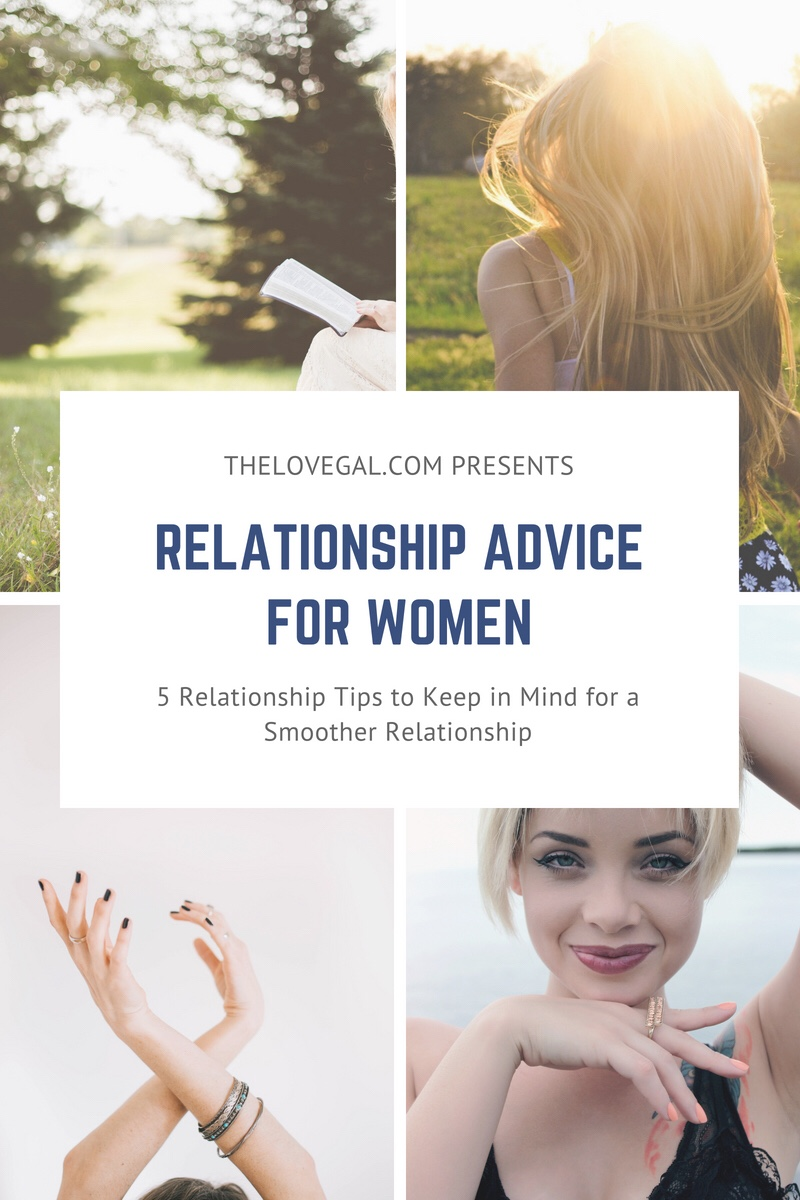 Relationship Advice for Women