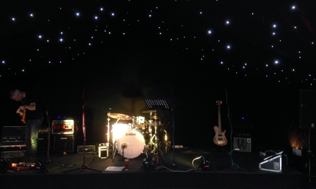 Star cloth, Marquee 13th May