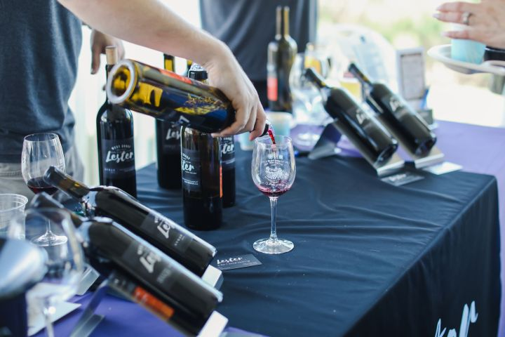 Lester Family Cellars at Ojai Wine Festival