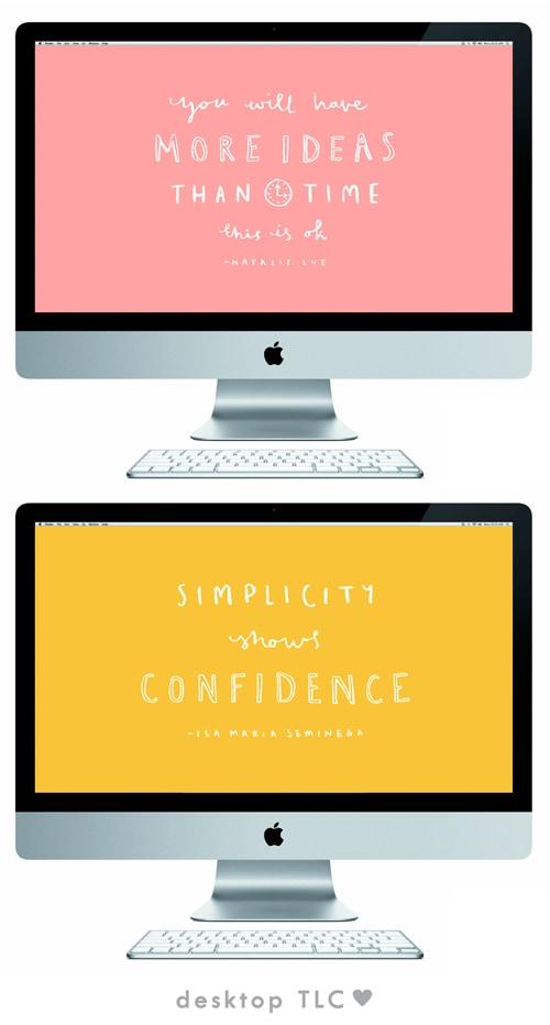 collage desktop