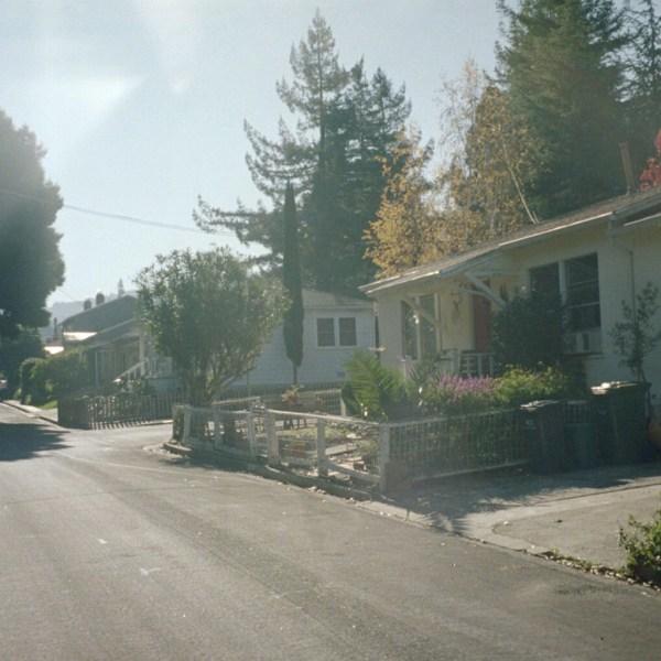 The duplex in Larkspur, California
