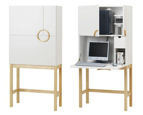 IKEA CYRIL Computer cabinet