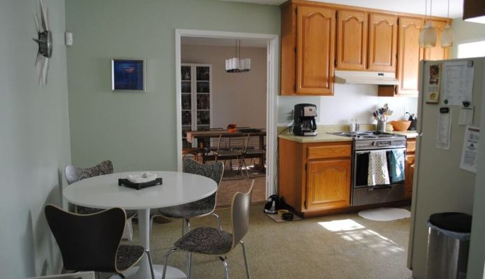 Updated photos of the kitchen