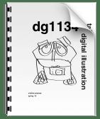 dg1134 process book for digital illustration