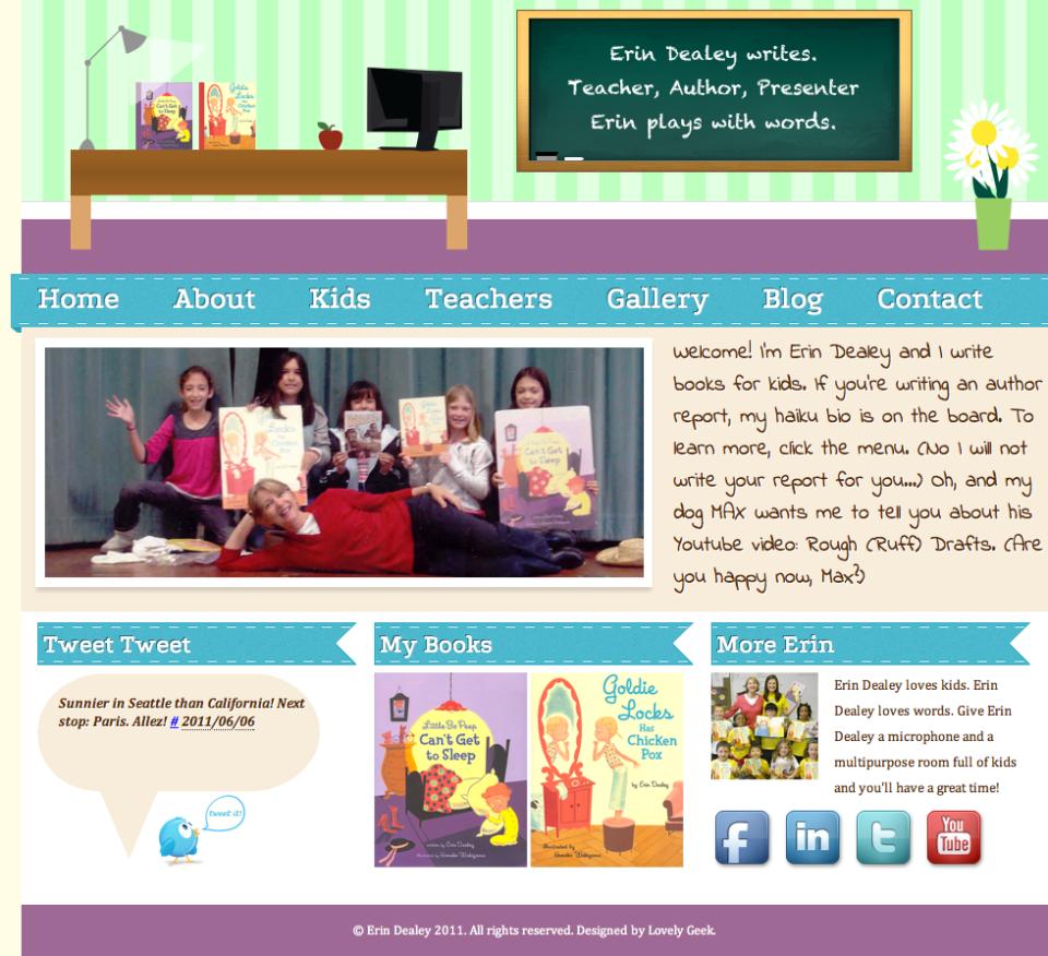ErinDealey.com 2011