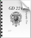 gd2243 proces smanual
