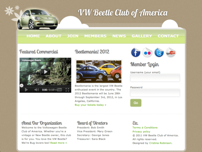 beetle-club-home