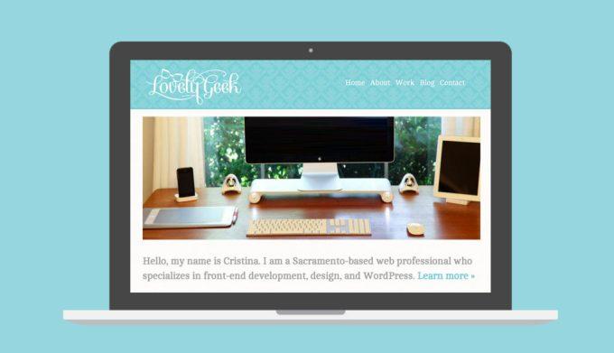LovelyGeek.net, 2012