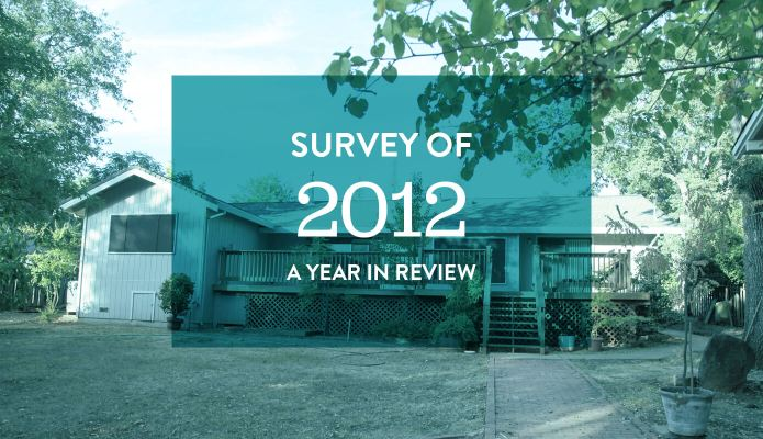 Survey of 2012