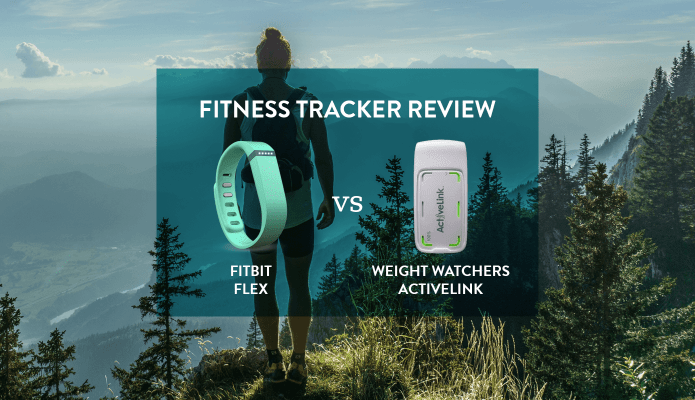 FitBit Flex vs Weight Watchers ActiveLink #thelovelygeek