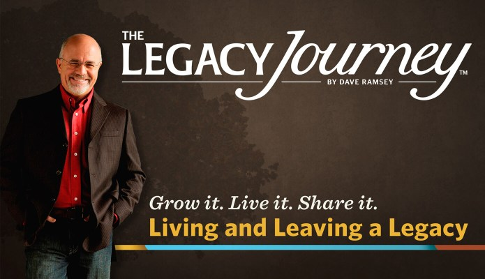 Dave Ramsey's Legacy Journey