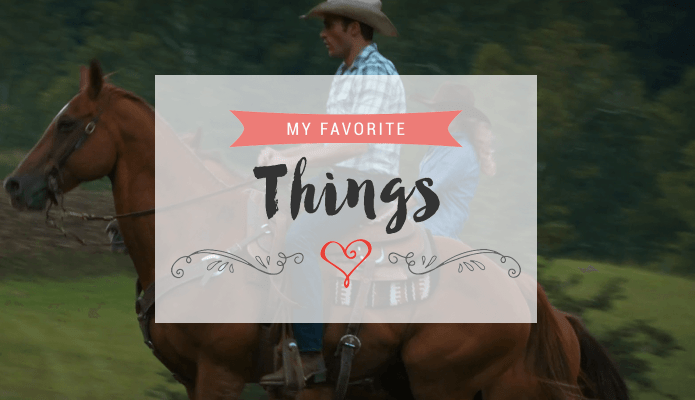 My Favorite Things: September 2015 #thelovelygeek