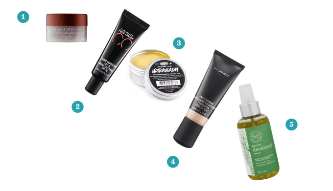 What's in My Beauty Bag: September 2015 #thelovelygeek