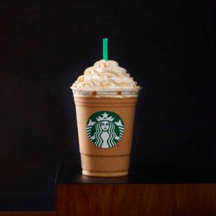Starbucks Pumpkin Spice Frappuccino