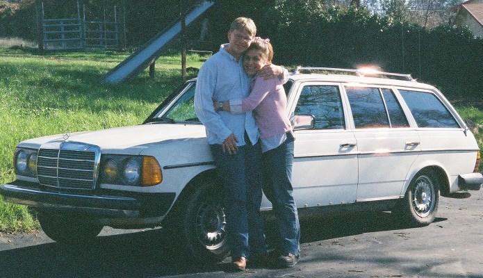 Joshua and I, 2005