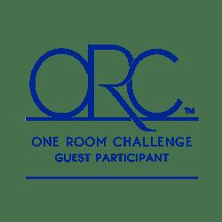 One Room Challenge Spring 2016 #oneroomchallenge