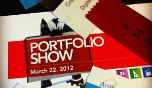 winter portfolio show