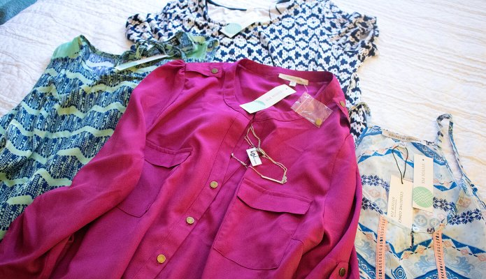 My July #StitchFix #thelovelygeek
