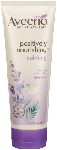 Aveeno Positively Nourishing Calming Lotion