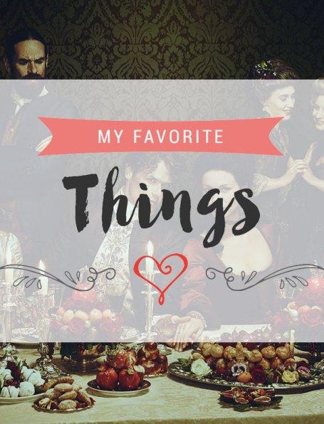 My Favorite Things: October 2016 #thelovelygeek