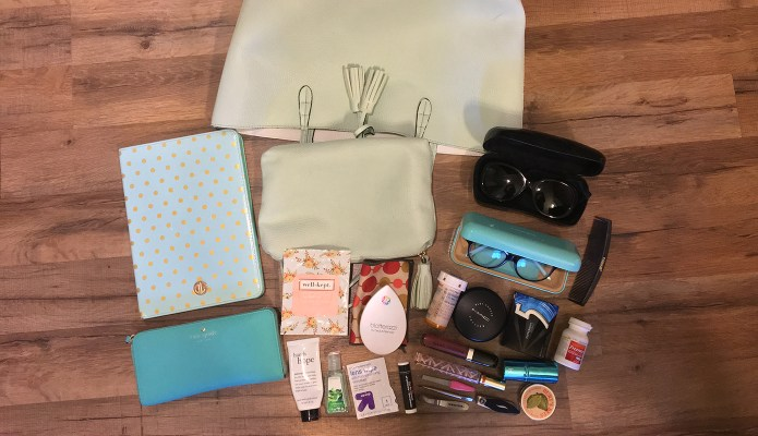 What's In My Bag | Fall 2016 #thelovelygeek