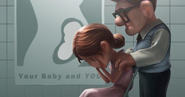 #up #pixar #miscarriage #ellie #carl