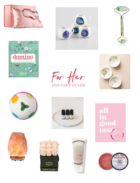 2018 #thelovelygeek Gift Guide: For Her