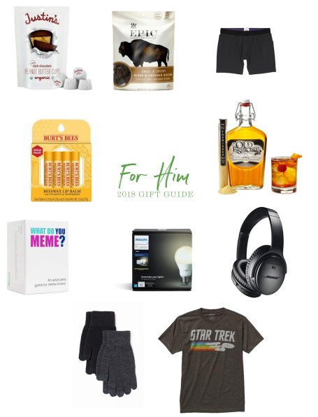 2018 The Lovely Geek Gift Guide: For Him