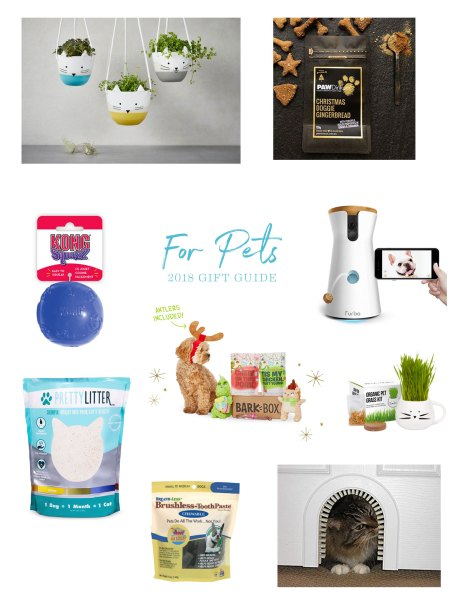 2018 The Lovely Geek Gift Guide: For Pets